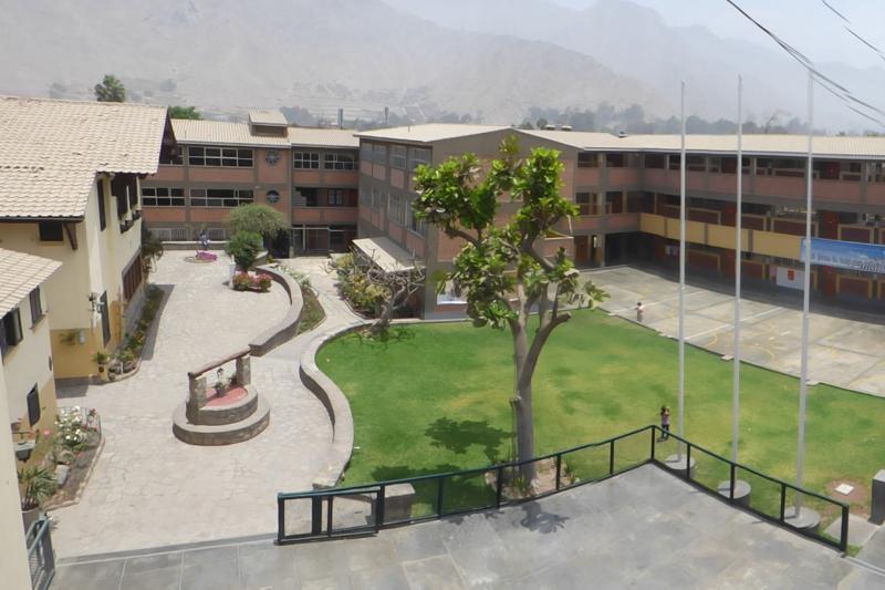 Colegio Lomas de Santa María